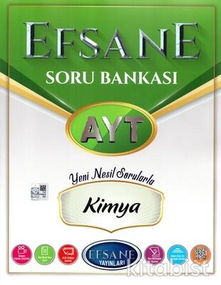 Açı Yayınları - AYT Efsane Kimya Soru Bankası