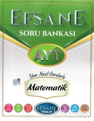 Açı Yayınları - AYT Efsane Matematik Soru Bankası