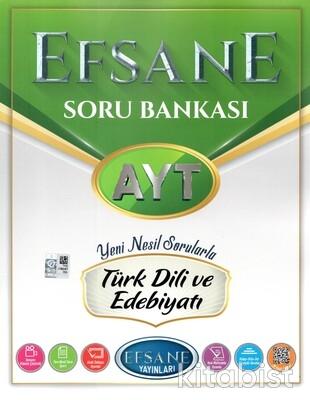 Açı Yayınları - AYT Efsane Türk Dili ve Edebiyatı Soru Bankası