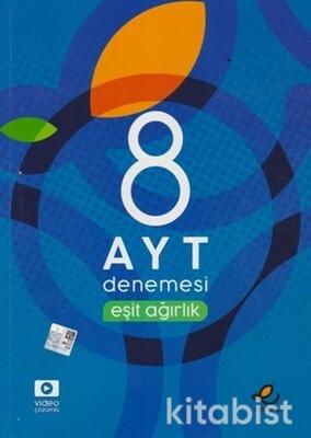 Endemik Yayınları - AYT Eşit Ağırlık 8 li Deneme Sınavı