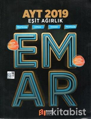 Başarı Teknik Yayınları - AYT Eşit Ağırlık EMAR 2019 Çıkmış Sorular ve Soru Bankası