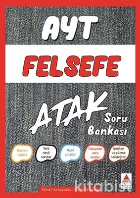 Delta Yayınları - AYT Felsefe Grubu Atak Soru Bankası