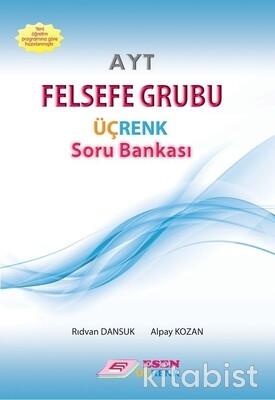 Üçrenk Yayınları - AYT Felsefe Grubu Soru Bankası