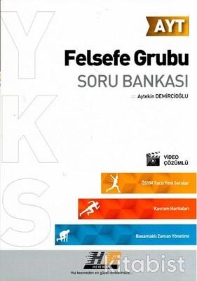 Hız ve Renk Yayınları - AYT Felsefe Grubu Soru Bankası