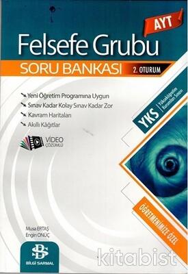 Bilgi Sarmal Yayınları - AYT Felsefe Grubu Soru Bankası