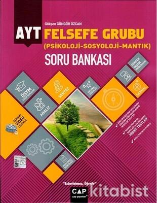 Çap Yayınları - AYT Felsefe Grubu Soru Bankası