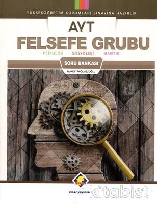 Final Yayınları - AYT Felsefe Grubu Soru Bankası