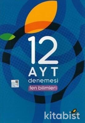 Endemik Yayınları - AYT Fen Bilimleri 12'li Deneme Sınavı