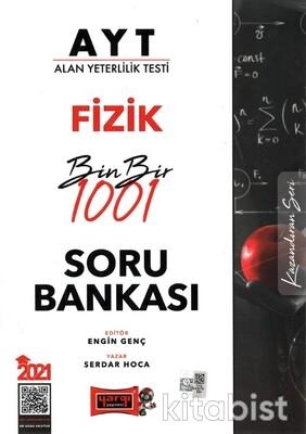 Yargı Yayınları - AYT Fizik 1001 Soru Bankası - 2021