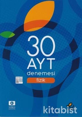 Endemik Yayınları - AYT Fizik 30'lu Deneme Sınavı