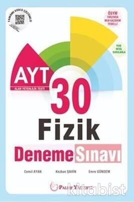 Palme Yayınları - AYT Fizik 30'lu Deneme Sınavı