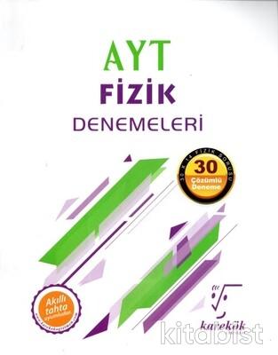 Karekök Yayınları - AYT Fizik 30'lu Deneme Sınavı
