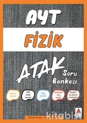 Delta Yayınları - AYT Fizik Atak Soru Bankası