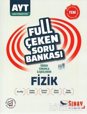 Sınav Yayınları - AYT Fizik Full Çeken Soru Bankası