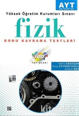 Fdd Yayınları - AYT Fizik Konu Kavrama Testleri