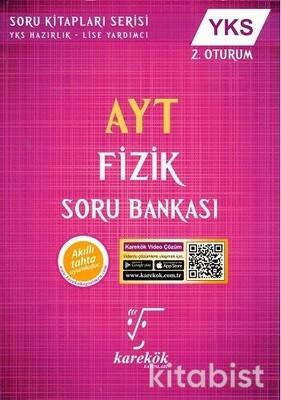 Karekök Yayınları - AYT Fizik Soru Bankası