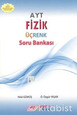 Üçrenk Yayınları - AYT Fizik Soru Bankası
