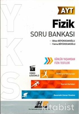 Hız ve Renk Yayınları - AYT Fizik Soru Bankası