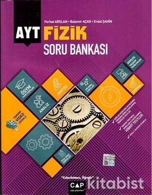Çap Yayınları - AYT Fizik Soru Bankası