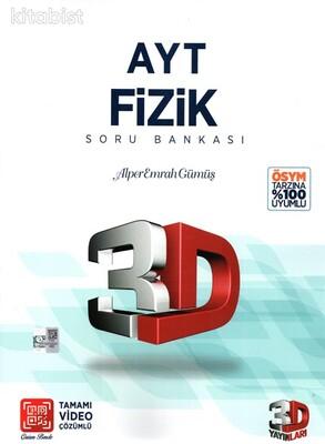 3D Yayınları - AYT Fizik Soru Bankası