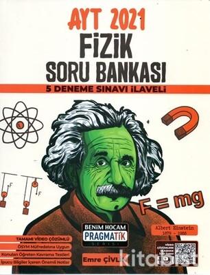 Benim Hocam Yayınları - AYT Fizik Soru Bankası Pragmatik Serisi - 2021
