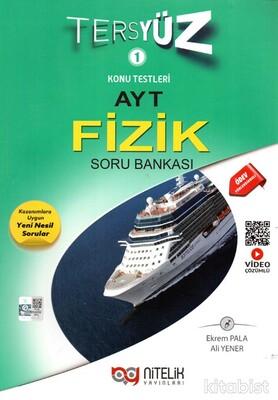 Nitelik Yayınları - AYT Fizik Tersyüz Soru Bankası