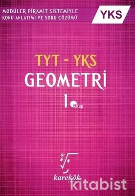Karekök Yayınları - AYT Geometri 1.Kitap MPS Konu Anlatımlı