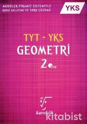 Karekök Yayınları - AYT Geometri 2.Kitap MPS Konu Anlatımlı