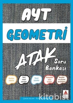 Delta Yayınları - AYT Geometri Atak Soru Bankası