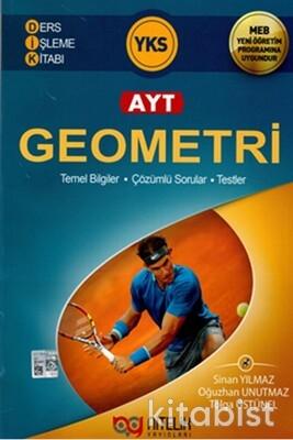 Nitelik Yayınları - AYT Geometri Ders İşleme Kitabı