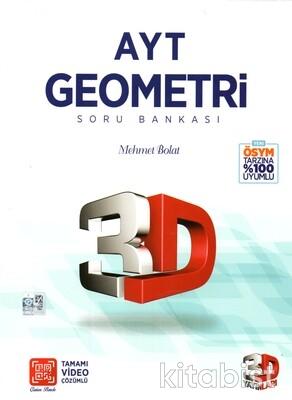 3D Yayınları - AYT Geometri Soru Bankası