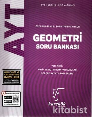 Karekök Yayınları - AYT Geometri Soru Bankası