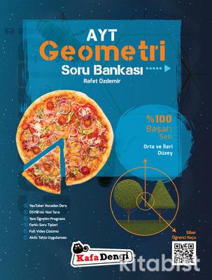 Kafadengi Yayınları - AYT Geometri Soru Bankası - Orta ve İleri Düzey