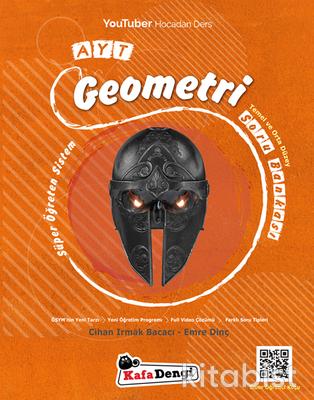 Kafadengi Yayınları - AYT Geometri Soru Bankası - Temel ve Orta Düzey