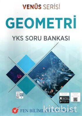Fen Bilimleri Yayınları - AYT Geometri Soru Bankası Venüs Serisi