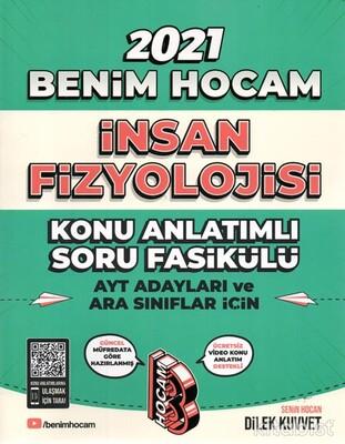Benim Hocam Yayınları - AYT İnsan Fizyolojisi Konu Anlatımlı Soru Fasikülü