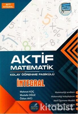 Aktif Öğrenme Yayınları - AYT İntegral - Kolay Öğrenme Fasikülü