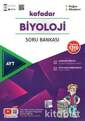 Doğan Akademi Yayınları - AYT Kafadar Biyoloji Soru Bankası