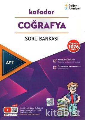 Doğan Akademi Yayınları - AYT Kafadar Coğrafya Soru Bankası
