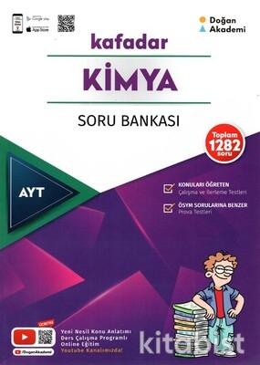 Doğan Akademi Yayınları - AYT Kafadar Kimya Soru Bankası