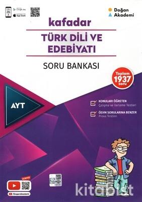 Doğan Akademi Yayınları - AYT Kafadar Türk Dili ve Edebiyatı Soru Bankası