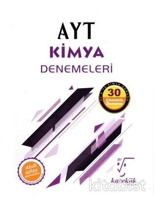Karekök Yayınları - AYT Kimya 30'lu Deneme