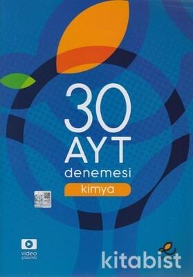 Endemik Yayınları - AYT Kimya 30'lu Deneme Sınavı