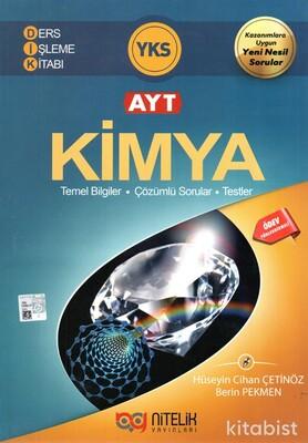 Nitelik Yayınları - AYT Kimya Ders İşleme Kitabı