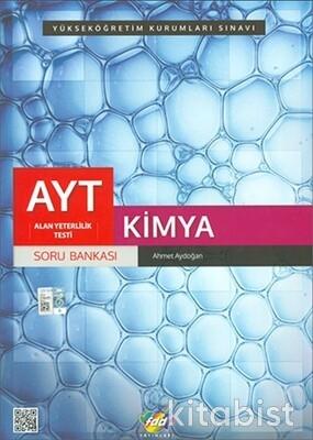 Fdd Yayınları - AYT Kimya Soru Bankası