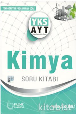 Palme Yayınları - AYT Kimya Soru Bankası