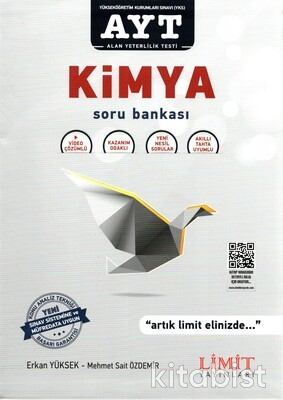 Limit Yayınları - AYT Kimya Soru Bankası