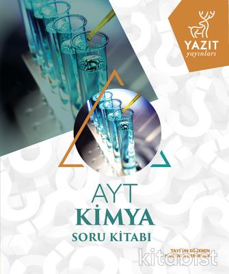 Yazıt Yayınları - AYT Kimya Soru Bankası