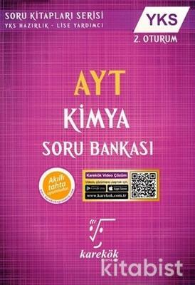 Karekök Yayınları - AYT Kimya Soru Bankası