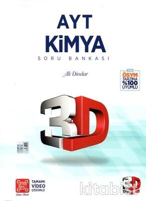 3D Yayınları - AYT Kimya Soru Bankası